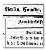 Berliner Journal